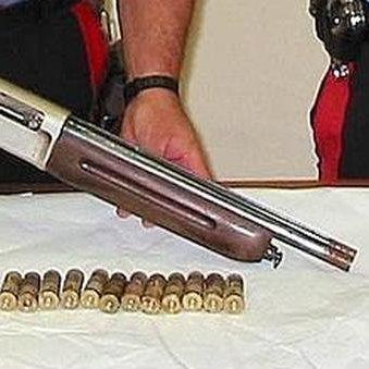 fucile canne mozze