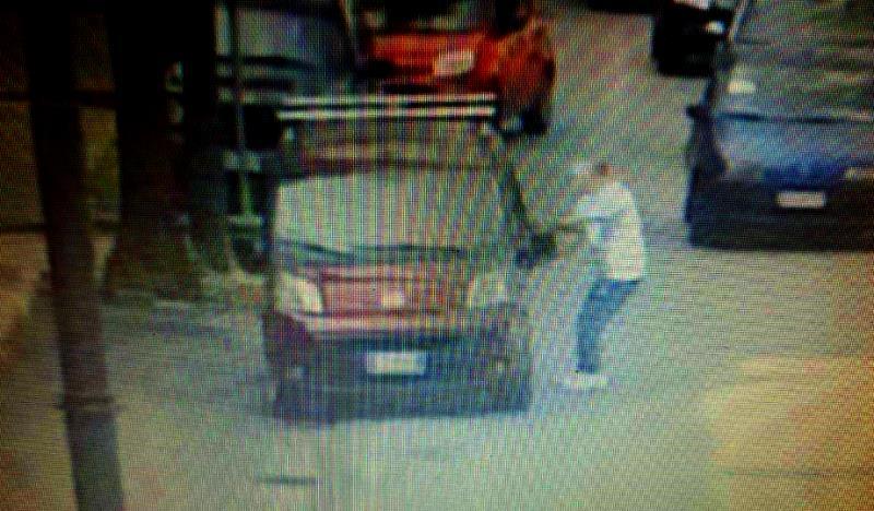 furti auto bullone