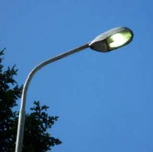 illuminazione pubblica lampione