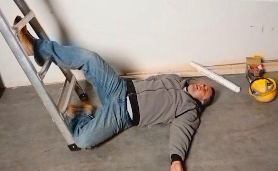 incidente lavoro