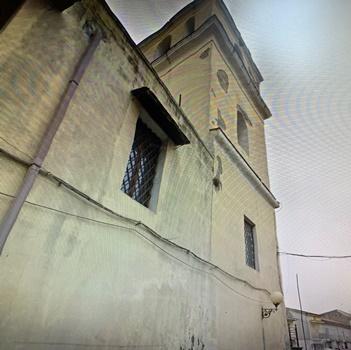 parete campanile san pietro