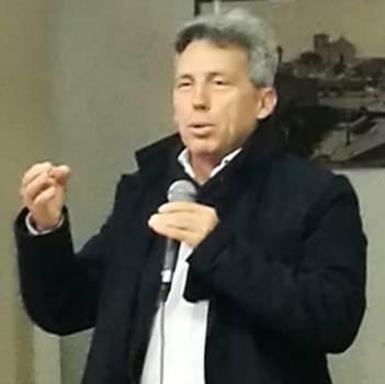 Giuseppe D'Alterio, capogruppo Pd