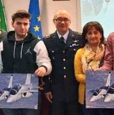 L'Aeronautica Miliare al Ferraris di Caserta
