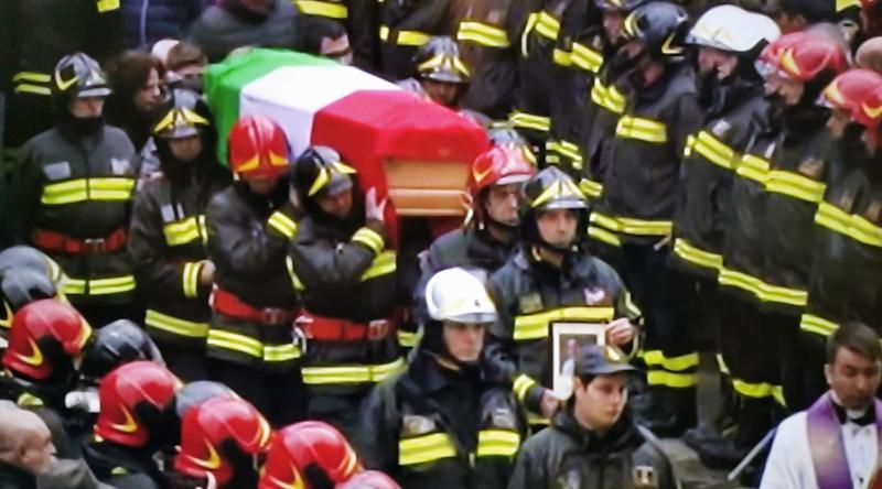 funerali vigili fuoco alessandria (2)