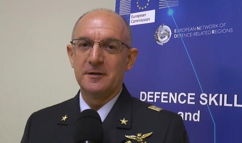 generale Roberto Comelli aeronautica