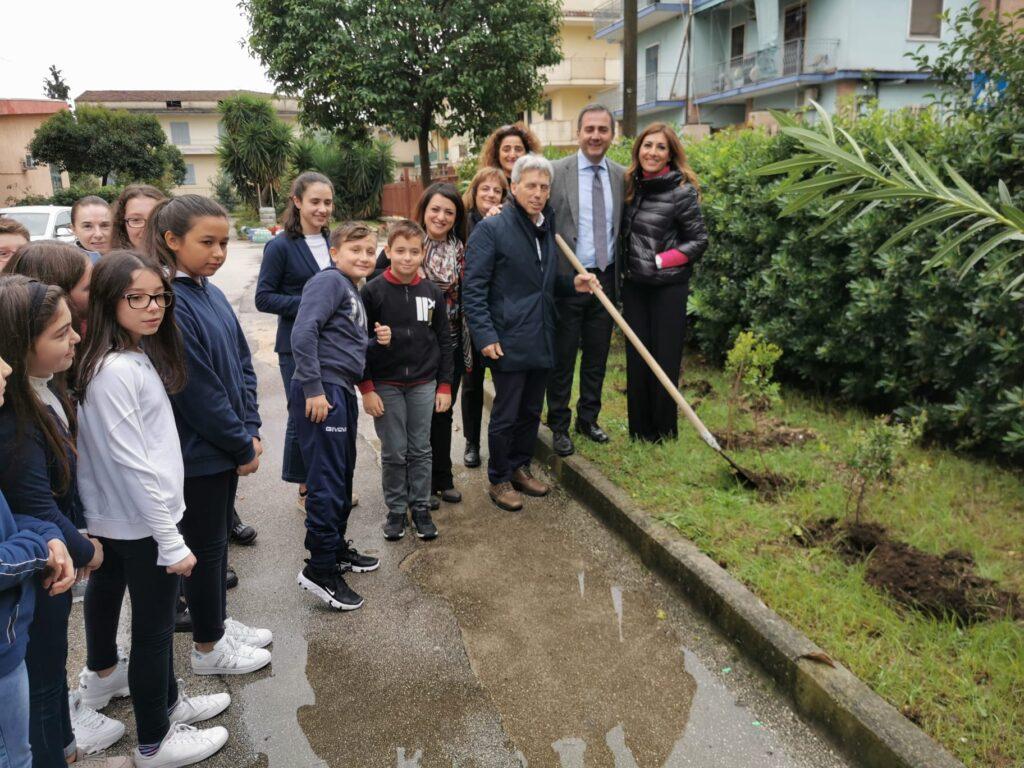 gricignano festa albero 2019 (2)