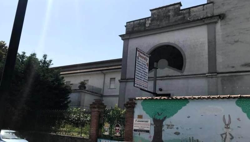 istituto suore riparazione parete-2