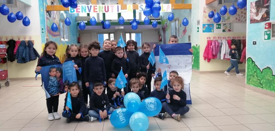 unicef blue scuola gricignano (12)