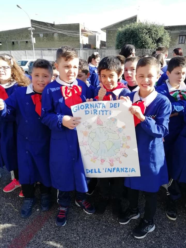 unicef blue scuola gricignano (19)