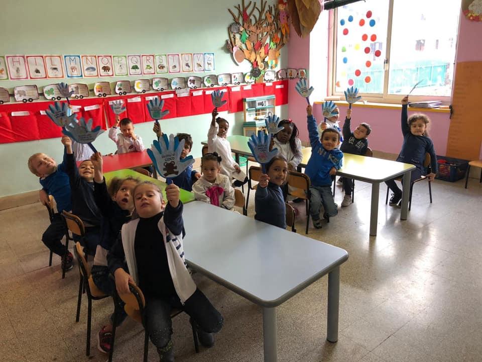 unicef blue scuola gricignano (22)
