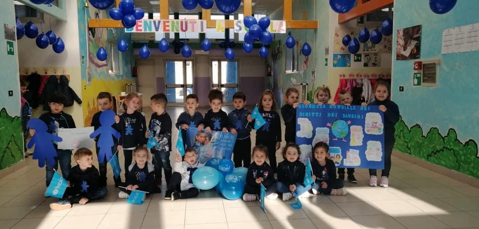 unicef blue scuola gricignano (26)