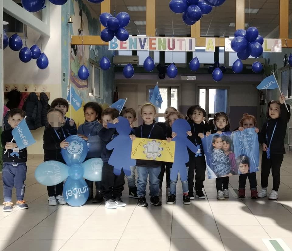 unicef blue scuola gricignano (30)