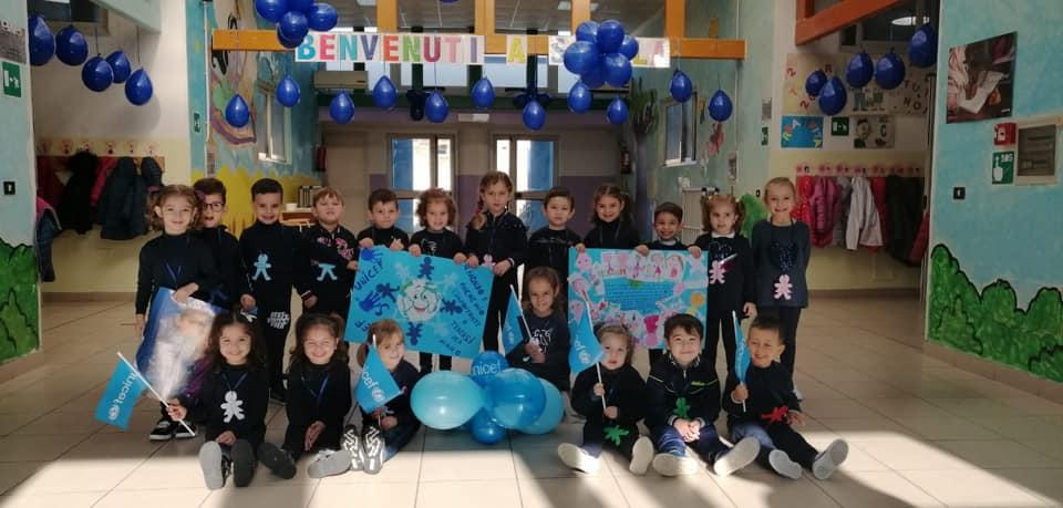 unicef blue scuola gricignano (36)