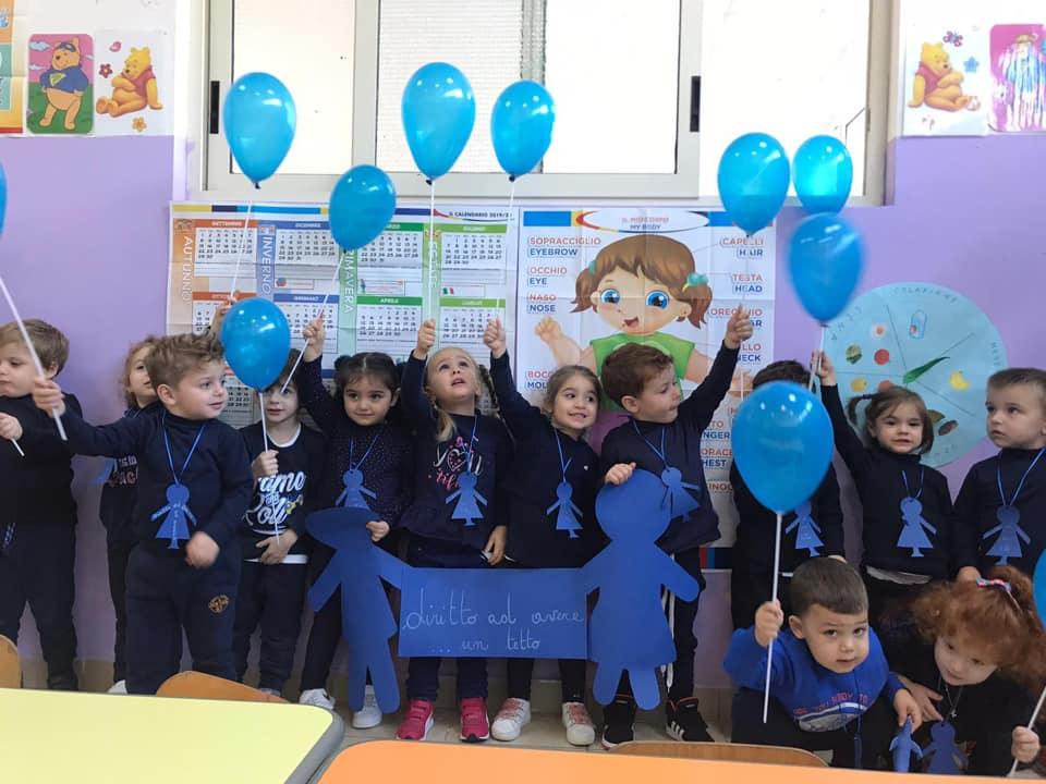 unicef blue scuola gricignano (49)
