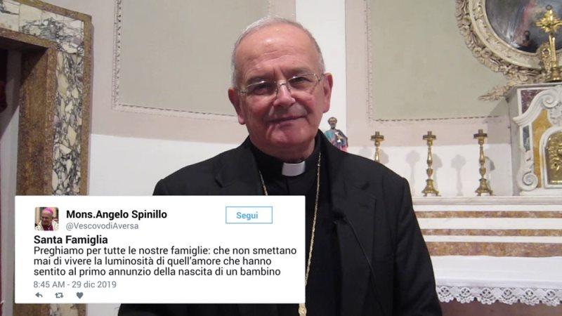 Diocesi Aversa – Santa Famiglia 2019 Commento