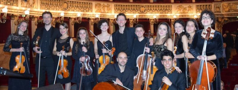Rotary Youth Chamber Orchestra