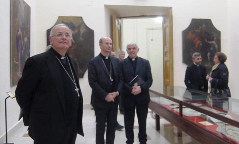 aversa museo diocesano