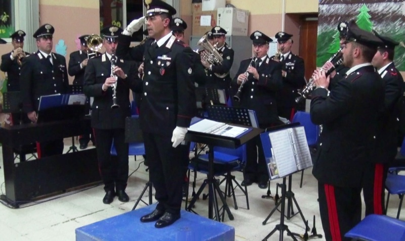 carabinieri fanfara