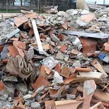 discarica rifiuti edilizia