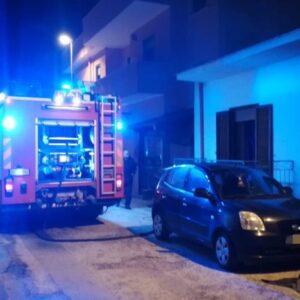 Mondragone Incendio In Casa Il Bilancio Sale A Due Morti