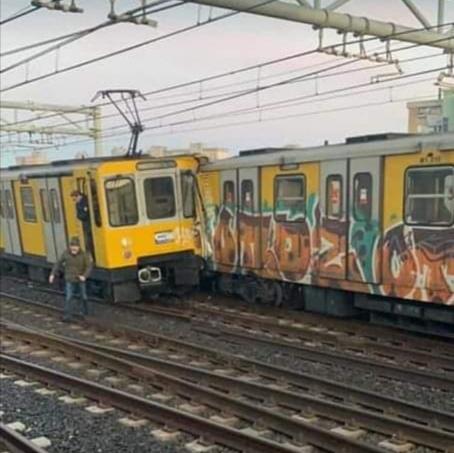 piscinola incidente metro