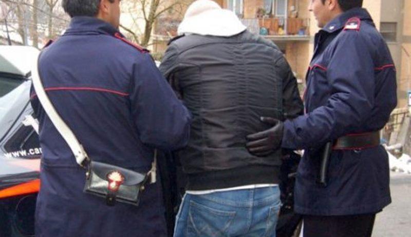 carabinieri arresto54
