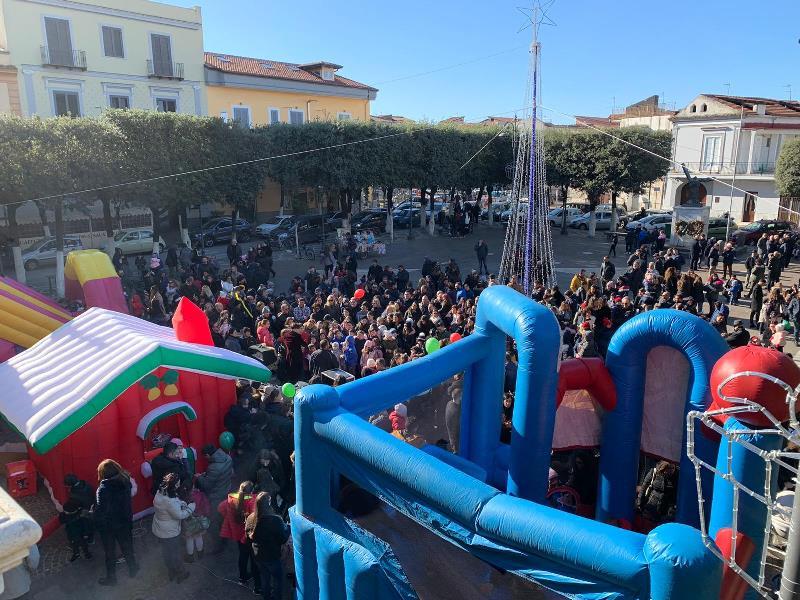 gricignano befana piazza 2020 (2)