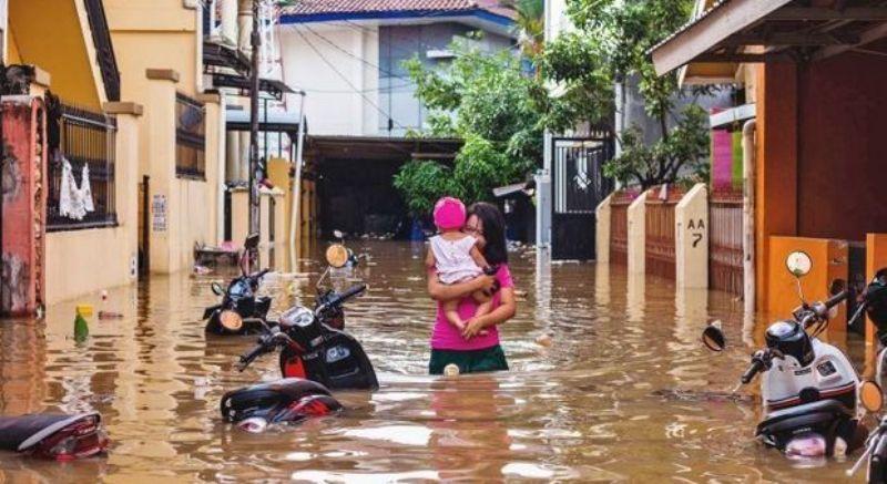 indonesia alluvione