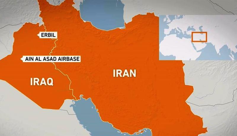 iran attacco basi usa iraq