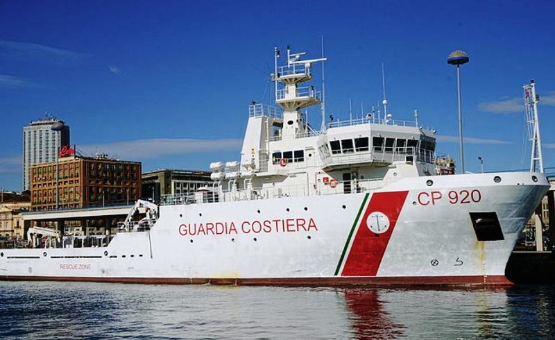 nave Gregoretti