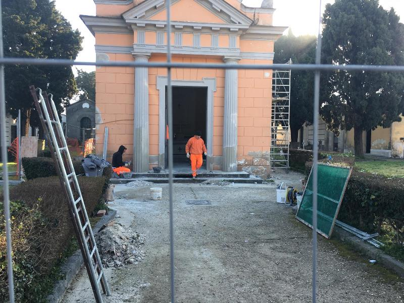 teverola lavori cimitero (4)