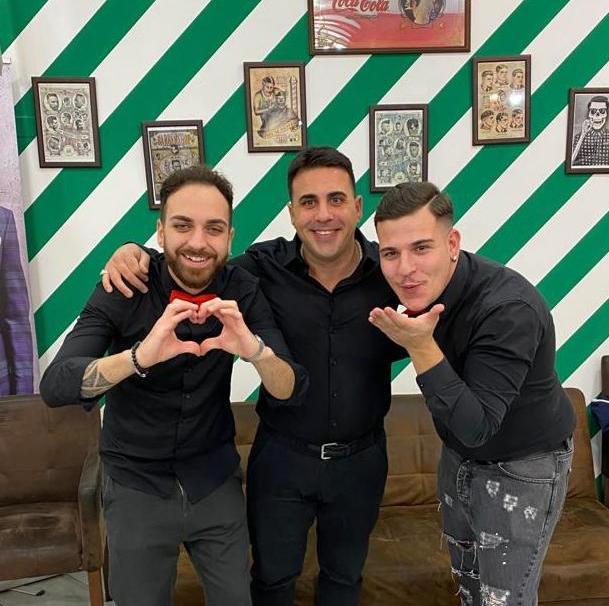 Maiello's Barber shop