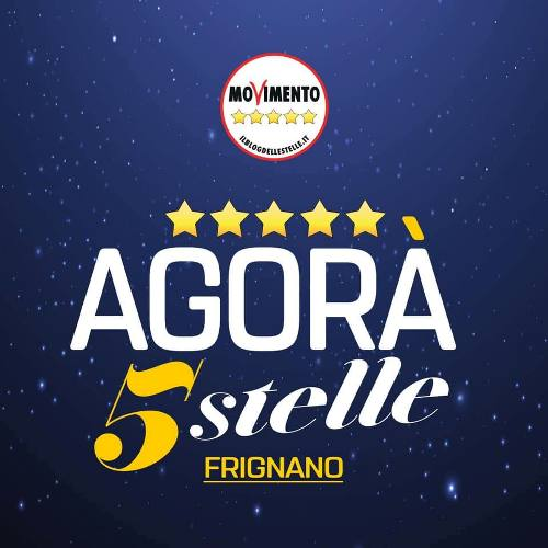 agora 5 stelle frignano