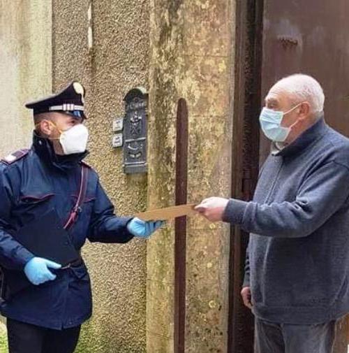 pensione carabinieri