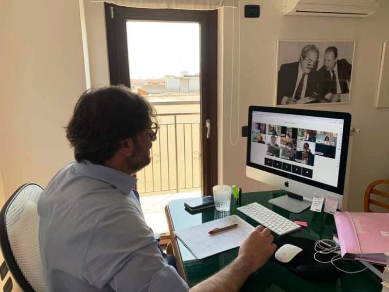 sindaco a video web