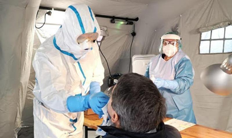coronavirus tampone test