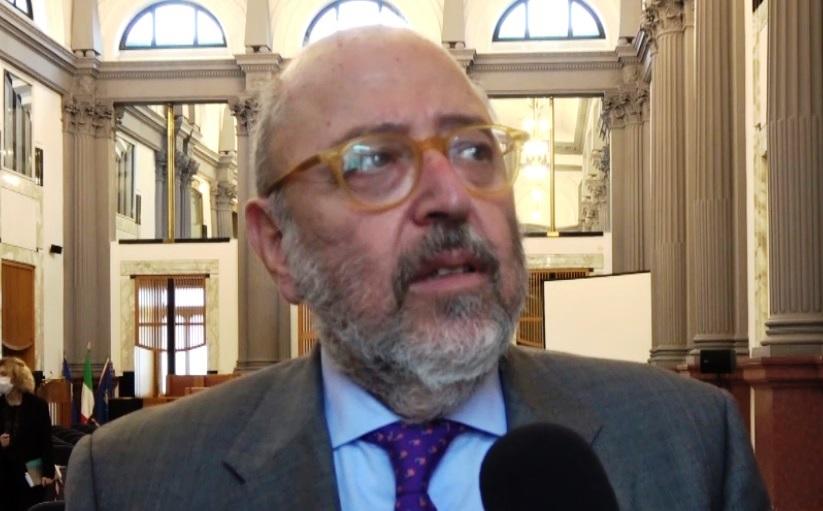 Arturo De Vivo federico ii rettore