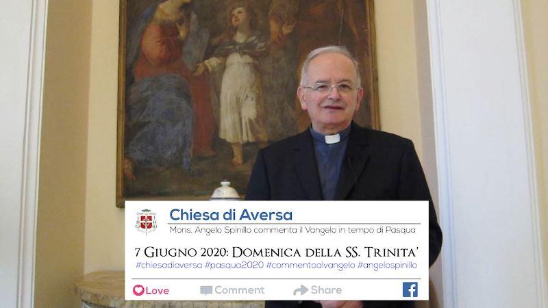 Aversa SS. Trinità 2020 commento Spinillo
