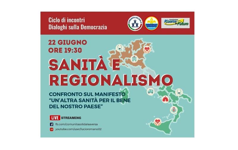 sanità regionalismo