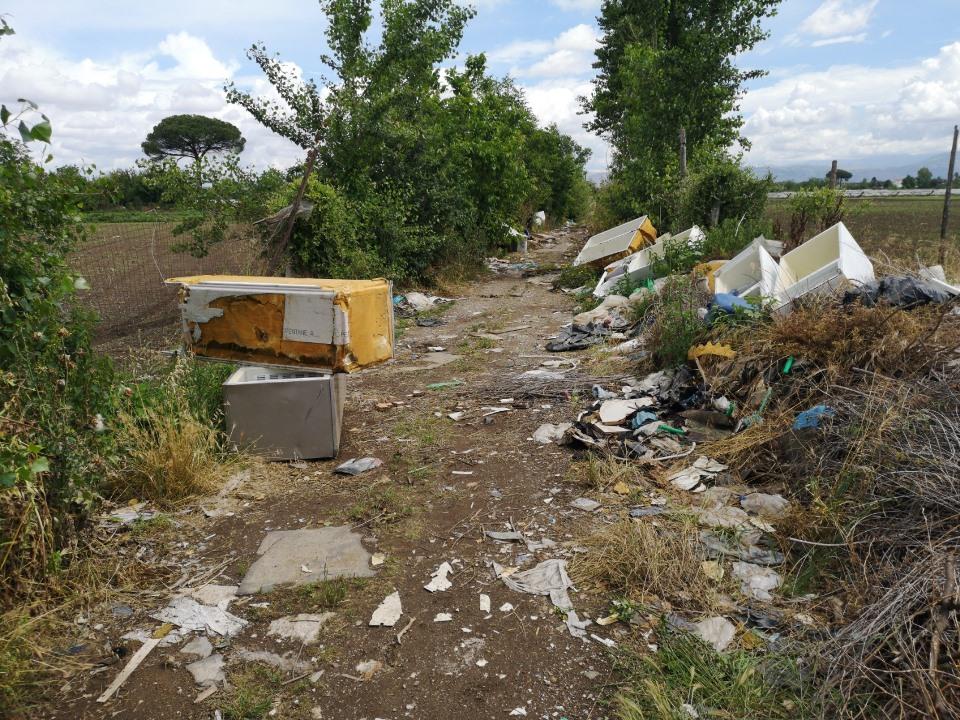 caivano rifiuti (2)