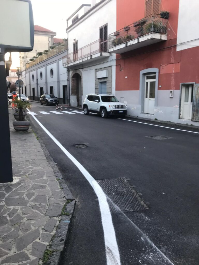 lusciano Riqualificazione strade comunali (10)