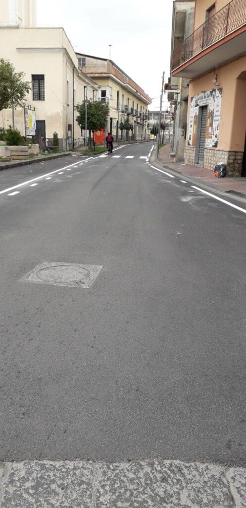 lusciano Riqualificazione strade comunali (12)