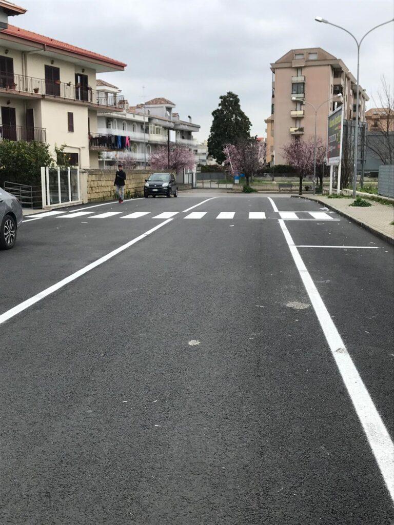 lusciano Riqualificazione strade comunali (13)