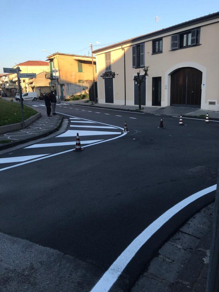lusciano Riqualificazione strade comunali (9)