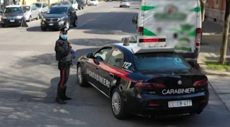 ndrag carabinieri