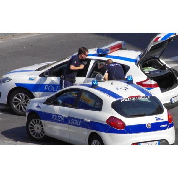 polizia locale vigili
