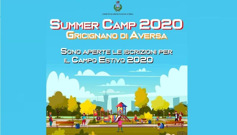 campo estivo gricignano 2020 2