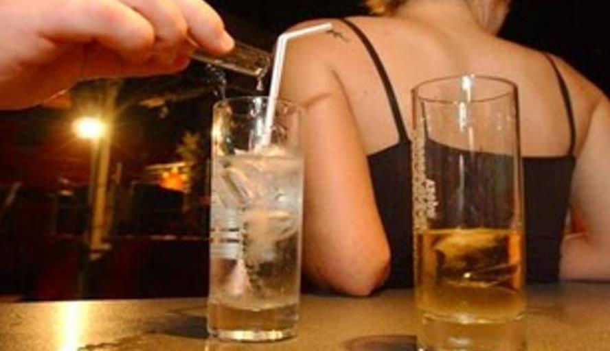 droga bicchiere