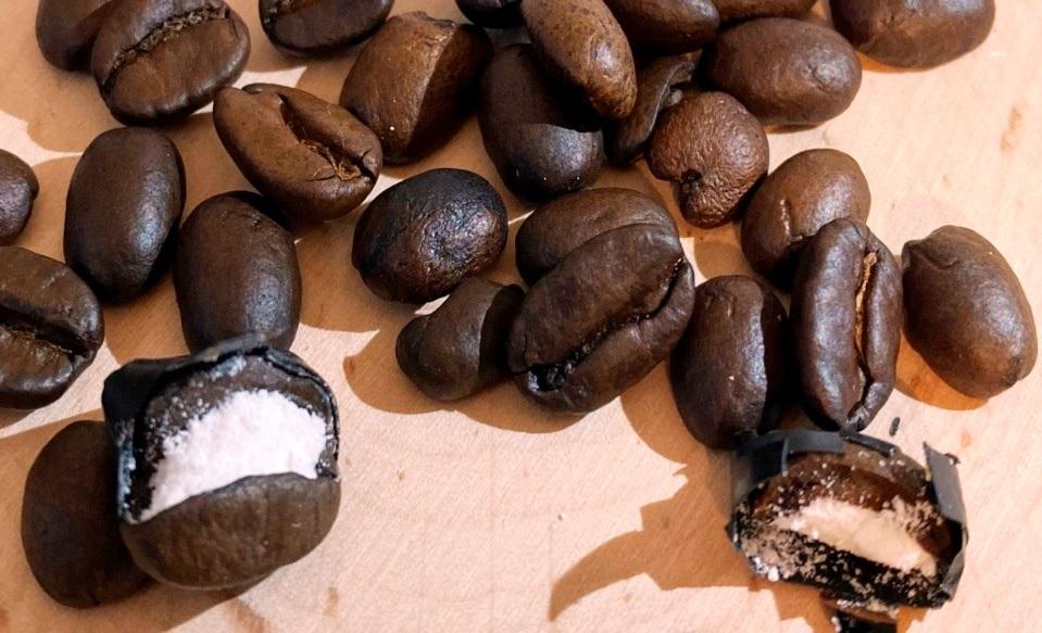 droga caffè