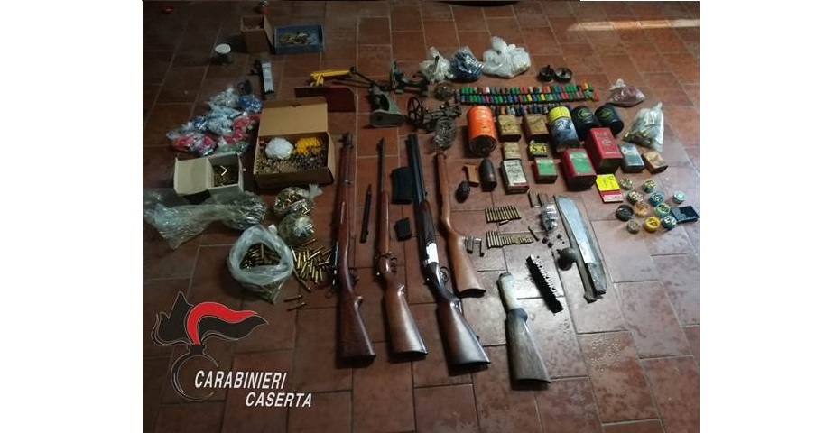 armi baia e latina